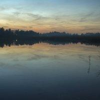 Догорал закат... :: Екатерина Рябинина