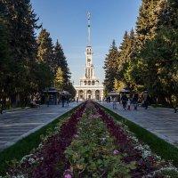 Северный Речной Вокзал :: Алексей Грознов