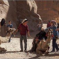 Петра, Иордания :: Lmark