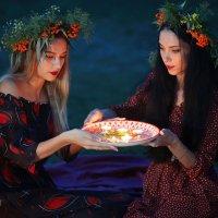 Осенние колядки :: Елена Нор