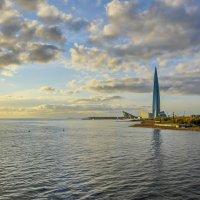 Лахта центр :: Михаил Манеев