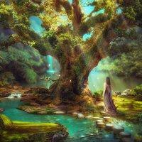 Волшебное дерево :: Татьяна IgnisFatuus
