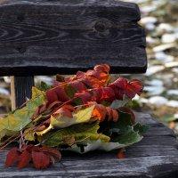 Осенний натюрморт :: Екатерина Торганская