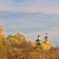 Храм... :: Влад Никишин