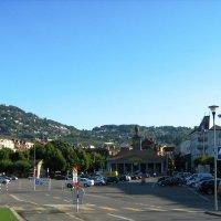 Есть такой город в Швейцарской Ривьере,   назван он просто - Веве :: Гала