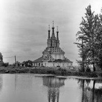 Из архивов: Церковь иконы Божией Матери Одигитрия в Вязьме :: Александр Чеботарь