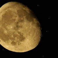 Просто Луна... :: Petr Vinogradov