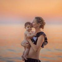 Морской закат :: Ершова Оксана