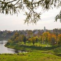 Осень в провинции :: Нина Синица