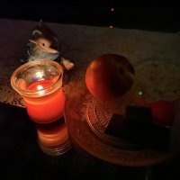 При свечах :: Александр Деревяшкин