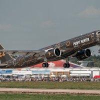 Embraer 190-400STD :: Александр Святкин