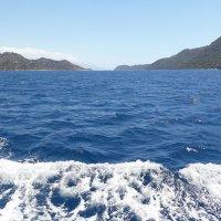 Синева Средиземного моря. Турция. :: Yulia Raspopova