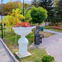 """Пятигорск. Парк """"Цветник"""". Осень :: Николай Николенко"""