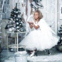 Зимний ангел ) :: Валерий Фролов