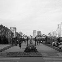 Сквер имени Ермакова :: Радмир Арсеньев