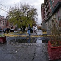 Городская осень :: Олег Терёхин