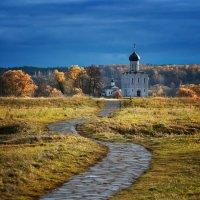 В России не бывает прямых путей :: Denis Makarenko