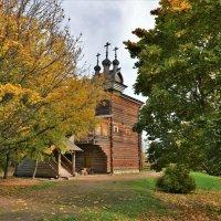 Церковь Святого Георгия Победоносца в усадьбе Коломенское :: Константин Анисимов