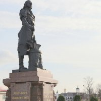 Памятник Петру I :: Петр Ваницын