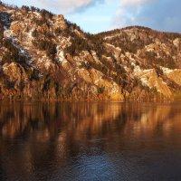 Река Енисей :: Екатерина Торганская