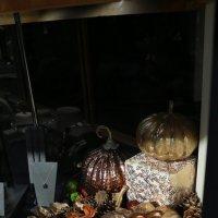 Витрины к хэллоуину :: Ольга