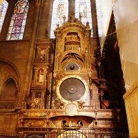 Астрономические часы Страсбургского собора :: Лидия Бусурина