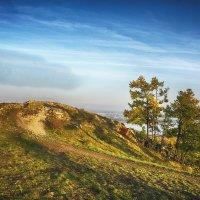 Осенняя палитра на горе Сугомак :: Pavel Kravchenko
