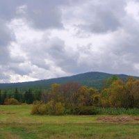 Пейзаж с сеном. :: Вера Литвинова