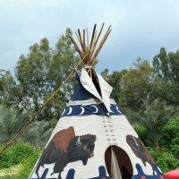 Вигвам. Музей индейцев. Израиль :: Валерий Подорожный