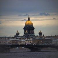 Исаакиевский собор, вечен и красив :: Сергей Андриянов