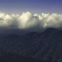 псегеф под слоем облаков 3 :: Роман Попов