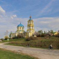 Церковь Петра и Павла :: галина северинова
