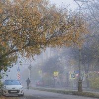 Город в тумане :: Арина