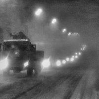 Зимняя дорога :: vlad. alferow