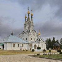 Церковь Одигитрии , Вязьма :: галина северинова
