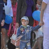 На параде :: Майя Смехова