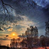 Куда приводят мечты. :: Дмитрий Блинков