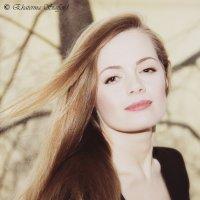 Анна. Портрет 1 :: Ekaterina Stafford