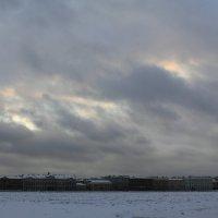 Зимний полдень в Петербурге :: Михаил Бояркин