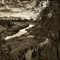 Осен. Окраина парка :: Тимур Шевчук