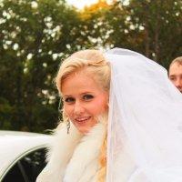 Свадьба сестры :: Настя Махрина