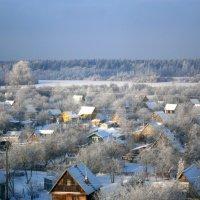 Белорусская зима :: Оксана Шалаева