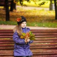 Осенний букет :: Анна Олейник