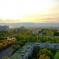 Городские зарисовки :: Анатолий Казанцев