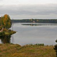 Пейзаж. :: Николай Тренин