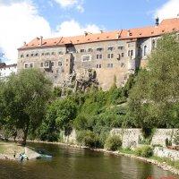 Средневековый замок :: Galina Dolkina