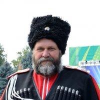 Кубанский казак. :: Геннадий Оробей