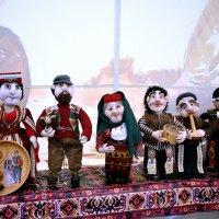 Армянские куклы. :: Геннадий Оробей
