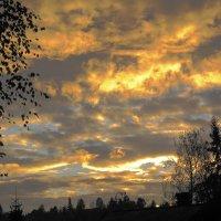 Закатные краски :: Нина северянка