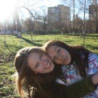 Сестренки :: Анастасия Левшова